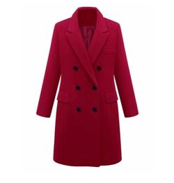 Zanzea - Double Breasted Coat