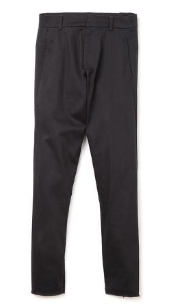 Insted We Smile - Drop Crotch Patch Pants
