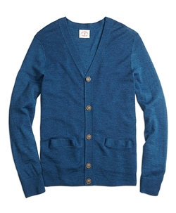 Brooks Brothers - Merino Button-Front Cardigan