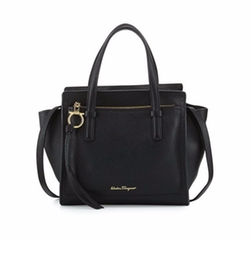 Salvatore Ferragamo - Amy Leather Tote Bag