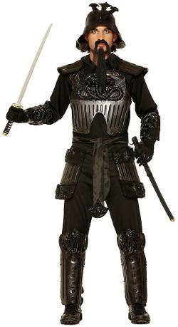 Totally Costumes - Samurai Warrior Adult Costume