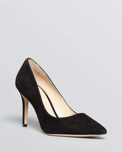 Via Spiga  - V Carola High Heel Pointed Toe Pump Shoes