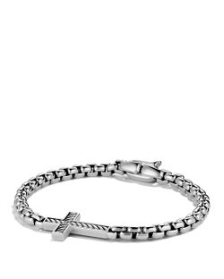 David Yurman - Pavé Cross Diamond Bracelet