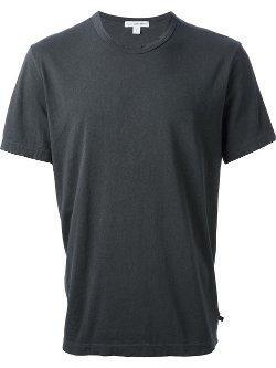 James Perse  - Crew Neck T-Shirt