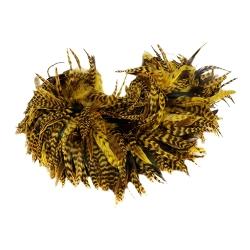 Pierre Cardin - Feather Collar