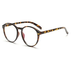 V House - Round Circle Eyeglasses
