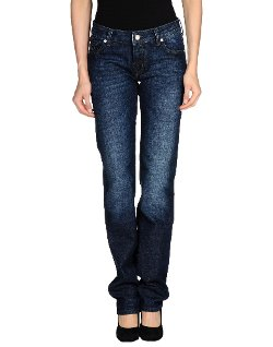 Jacob Cohen - Straight Leg Denim Pants