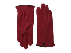 Lauren By Ralph Lauren  - Contrast Points Touch Gloves