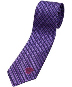 Versace - Slim Silk Tie