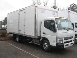 Mitsubishi - 2015 Fuso Fe130 Box Truck