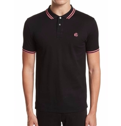 PS Paul Smith  - Tipped Logo Polo Shirt