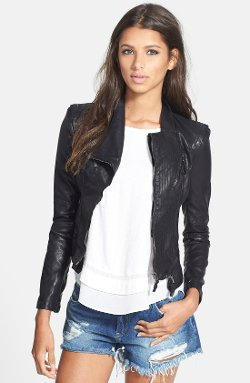 Blank NYC  - Faux Leather Jacket