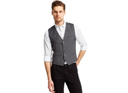 Kenneth Cole Reaction - Pick Stitch Vest