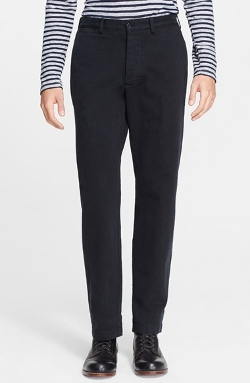 Todd Snyder - Flat Front Chino Pants