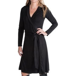 Sierra Trading Post - Jersey Knit Wrap Dress