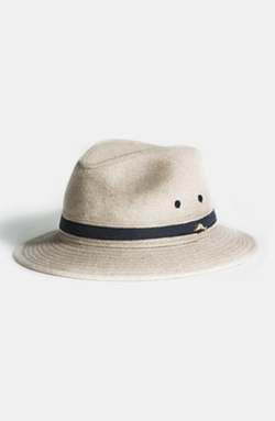 Tommy Bahama - Safari Fedora Hat