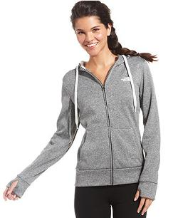 The North Face  - Fave-Our-Ite Zip-Up Hoodie