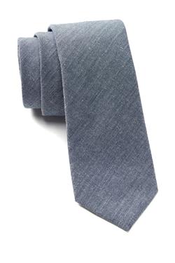 14th & Union - Union Chambray Tie