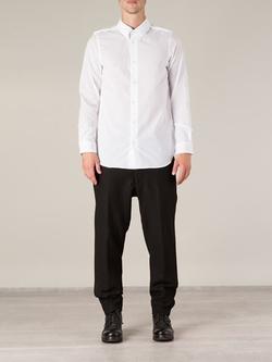 Ann Demeulemeester - Button-Down Collar Shirt