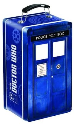 Vandor - Doctor Who Tin Tote Lunch Bag