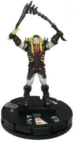 Heroclix  - The Hobbit Bolg With Character Card
