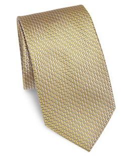 Brioni - Textured Silk Tie