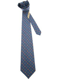 Salvatore Ferragamo Vintage  - Patterned Tie
