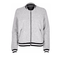 River Island - Quilted Bomber Jacket