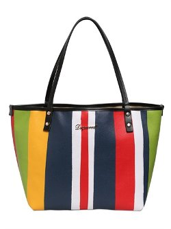 DSQUARED2  - Alberta Striped Tote Bag
