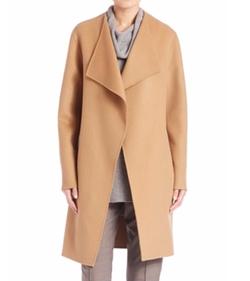 Elie Tahari - Dez Solid Oversize Coat
