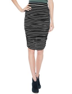 Splendid - New Haven Stripe Midi Skirt
