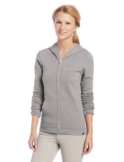 Hurley Juniors - Solid Slim Fleece Zip Athletic Hoodie