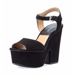 Michael Kors - Harley Suede Platform Sandal