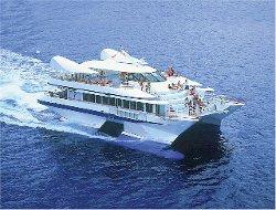 Navatek II - Swath Passenger Ship