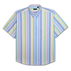 Cotton Traders - Easy Care Stripe Shirt