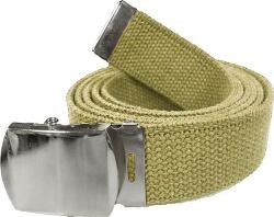 Army Belts  - Cotton Canvas Military Belt