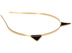 Kate Spade New York - Enamel Cat Ear Headband