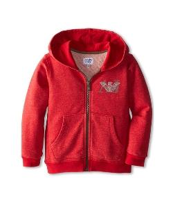 Armani Junior -  Vintage Zip-Up Hoodie  jacket