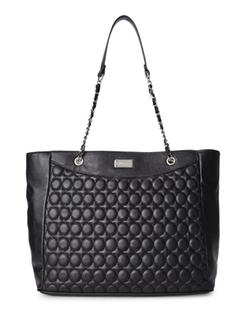 Nine West - Black Rhonda Tote Bag