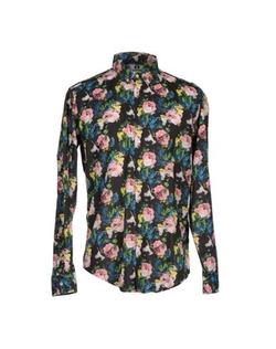 Msgm - Floral Shirt