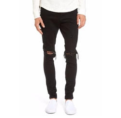 Represent - Slim Fit Destroyed Jeans