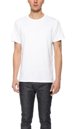 A.P.C.  - Embroidered T-Shirt