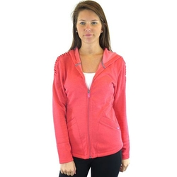 Ryka Inspire  - Full-Zip Fleece Yoga Hoodie