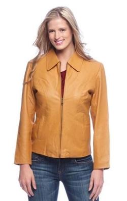 Western Leather - Motorcycle Leather Jacket