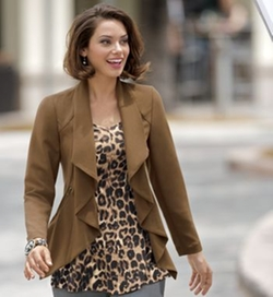 Seventh Avenue - Smooth and Sassy Jacket
