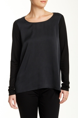 Eileen Fisher - Silk Blouse