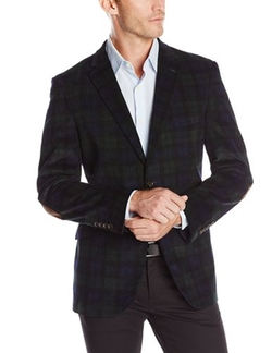 U.S. Polo Assn.  - Plaid Cotton Corduroy Sport Coat