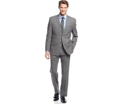 Andrew Marc - Plaid Two Piece Suit
