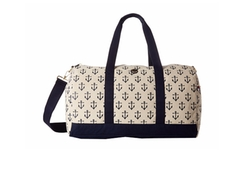 Tommy Hilfiger - Printed Canvas Medium Duffel Bag
