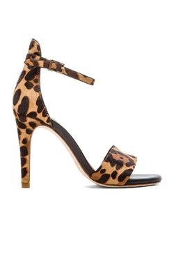 Revolve - Jaclyn Calf Hair Heel Sandals